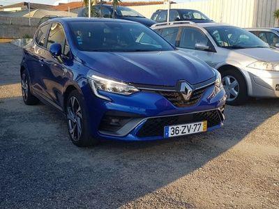 usado Renault Clio R.S. line