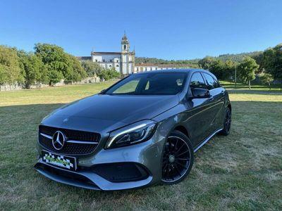 usado Mercedes A180 D AMG Line