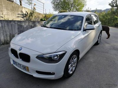 usado BMW 118 F20
