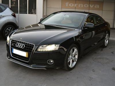 second-hand Audi A5 COUPE 3.0 TDI QUATTRO S-LINE