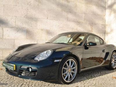 usado Porsche Cayman 2.7 245cv Cx Manual