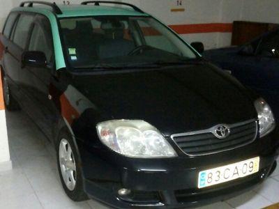 usado Toyota Corolla SW 1.4 D-4D AC