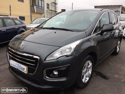 usado Peugeot 3008 1.6HDI 120CV ALLURE