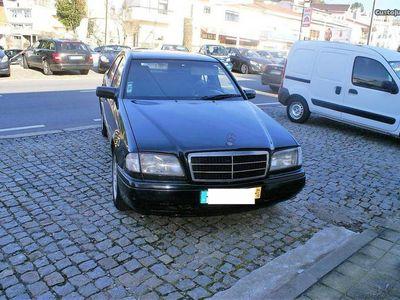 brugt Mercedes C200 Diesel Classic