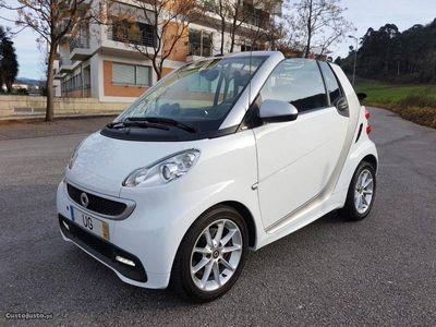 usado Smart ForTwo Cabrio 1.0 Passion