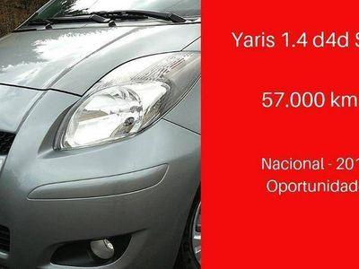 brugt Toyota Yaris 1.4 d4d Sport 90cv