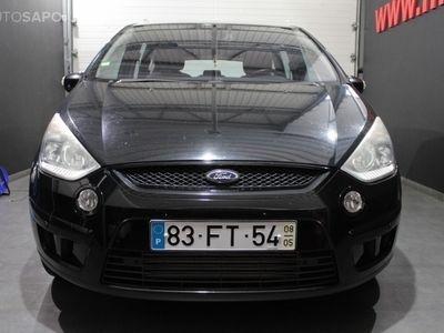 usado Ford S-MAX 1.8 TDCi Trend 7L (125cv) (5p)
