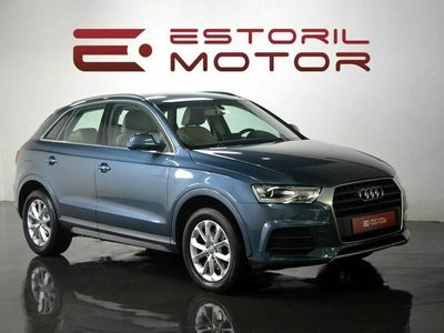 usado Audi Q3 2.0 TDI Design (150cv) (5p)