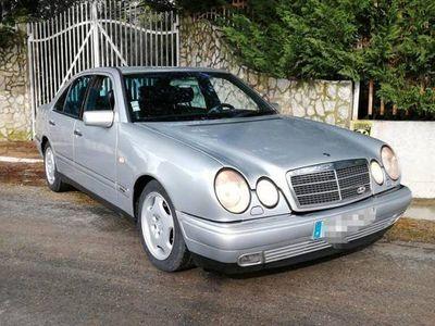 usado Mercedes E290 Turbo Diesel