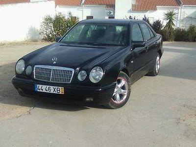 usado Mercedes E220 2.2