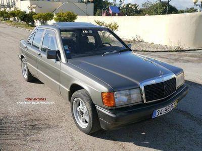 brugt Mercedes 190 2.0