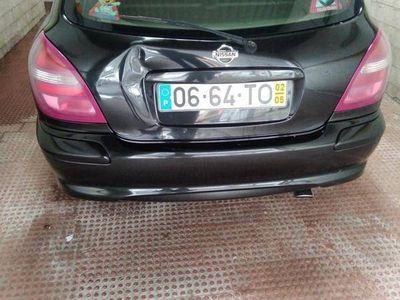 usado Nissan Almera 1.5 16v