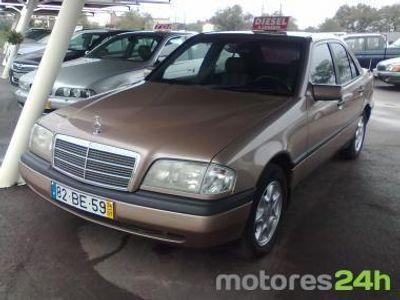 usado Mercedes C220 D TECTO ABRIR