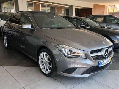 usado Mercedes CLA220 ClasseCDi URBAN