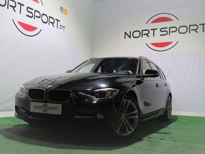 usado BMW 320 D Touring Line Sport