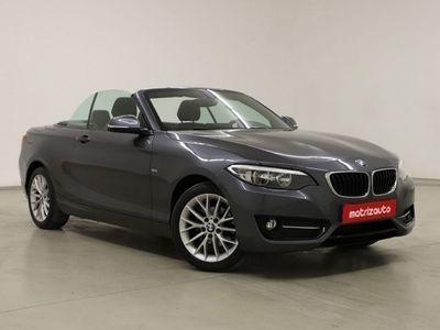 usado BMW 218 D line sport
