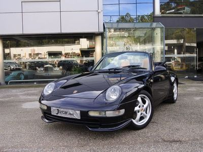 brugt Porsche 911 Carrera Cabriolet 2