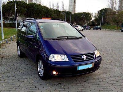 used VW Sharan 1.9Tdi 115cv