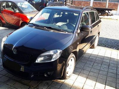 used Skoda Fabia 1.4 TDI Carrinha