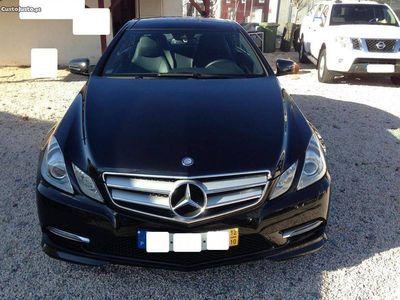 usado Mercedes E250 cdi coupe amg -