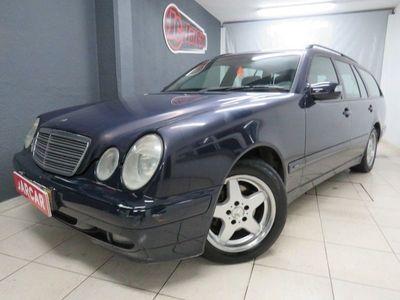 usado Mercedes E220 CDI 7 LUGARES