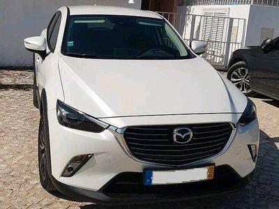 usado Mazda CX-3 Skyactive Excelence Navi 1.5D