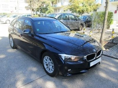 usado BMW 318 d Touring Pack M
