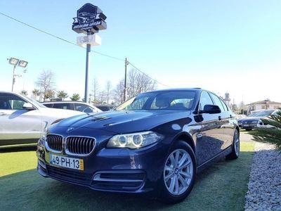 usado BMW 525 d Line Modern