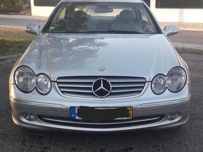 usado Mercedes CLK270 Elegance