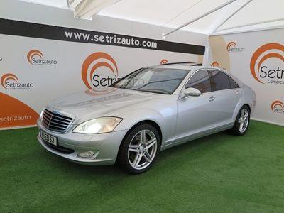 usado Mercedes S350 7G Tronic Luxury GPL