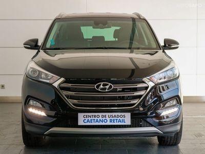 usado Hyundai Tucson 1.7 CRDi Premium