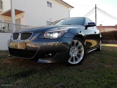 brugt BMW 520 D pack M lci 177cv