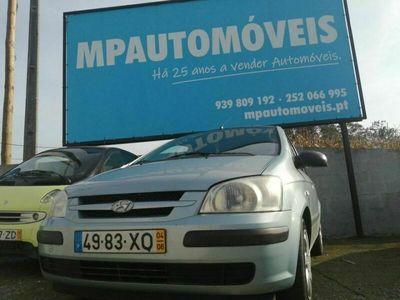 usado Hyundai Getz 1.1 Euro 2004