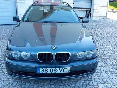 usado BMW 520 D Pack M Nacional sw
