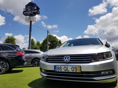 gebraucht VW Passat Variant 150 cv Cx Automatica GPS Único dono