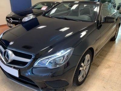 usado Mercedes E250 CABRIO 9G AUTO NACIONAL