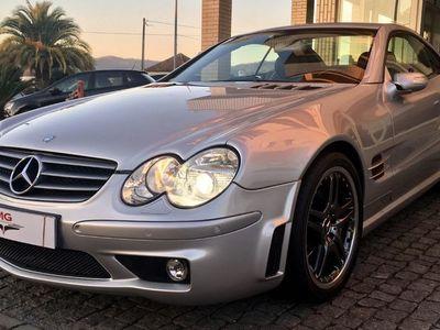 gebraucht Mercedes SL350 Look 63 AMG (original)
