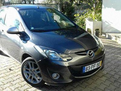 gebraucht Mazda 2 1.3 Navi 2014