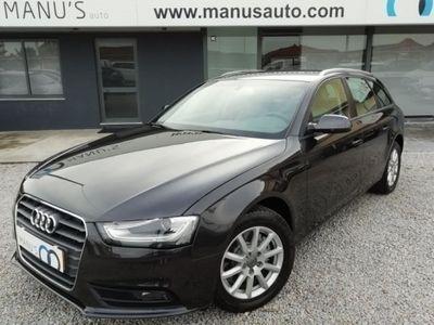 used Audi A4 Avant 2.0 TDI Busines GPS