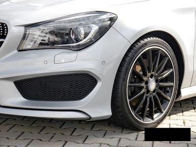 usado Mercedes CLA220 220 CDI AMG Linha + Night-Paket