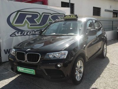 usado BMW X3 2.0 D X-DRIVE !!! APENAS 329€ MÊS !!!