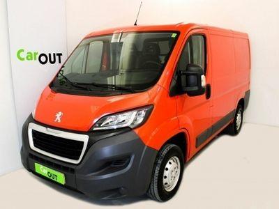usado Peugeot Boxer 2.2 HDi 330L L1