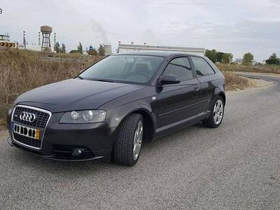 usado Audi A3 2.0 tdi s-line -