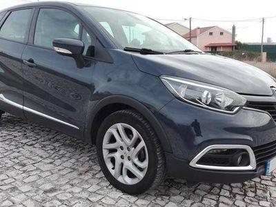gebraucht Renault Captur 1.5 Dci Liv. Rev.