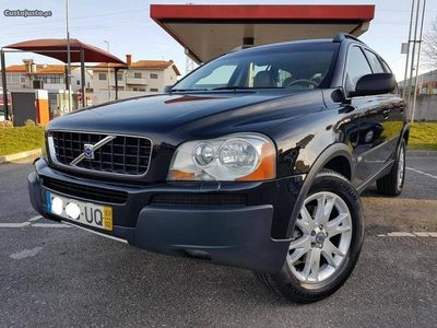 usado Volvo XC90 2.4 D NACIONAL