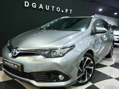 usado Toyota Auris Touring Sports TS 1.6D-4D Confort Pack Sport