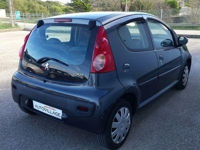 usado Peugeot 107 1.0 Trendy