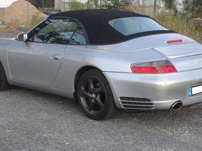 usado Porsche 996 Cabrio