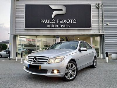 usado Mercedes C220 CDI AVANTGARDE BE