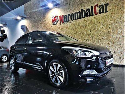 gebraucht Hyundai i20 1.1 CRDI BLACK LINE